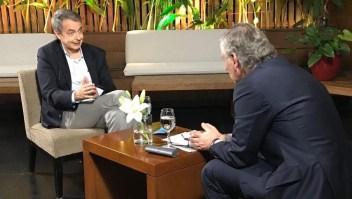 """Rodríguez Zapatero: """"EE.UU. va a dejar de ser la primera potencia mundial"""""""