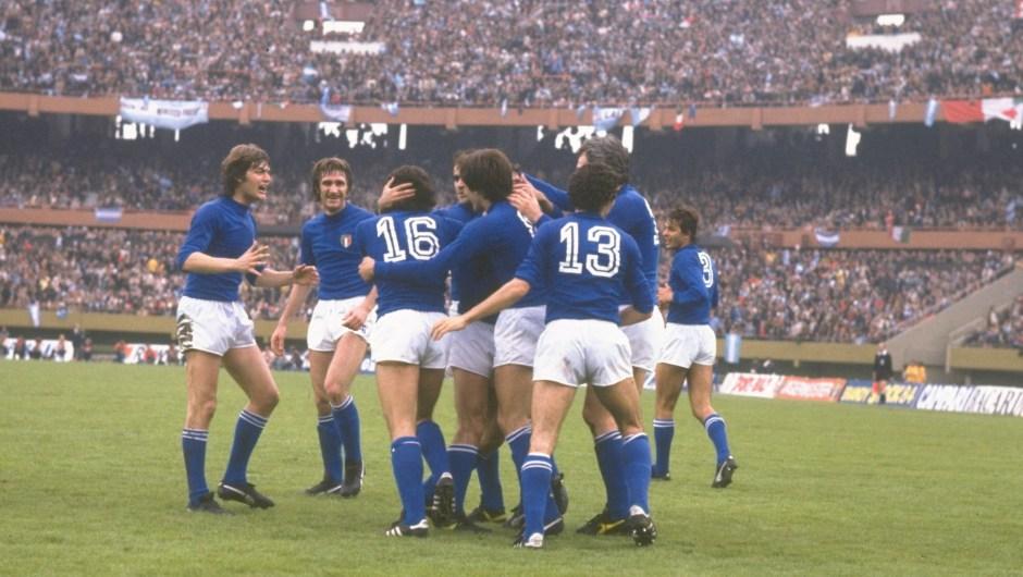 Llegó 1982 y el Mundial se celebró en España. Italia se hizo con el trofeo por tercera vez en su historia. (Crédito: /Getty).