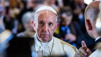 El papa Francisco criticó la política de tolerancia cero hacia los inmigrantes que cruzan la frontera de EE.UU. de manera ilegal.