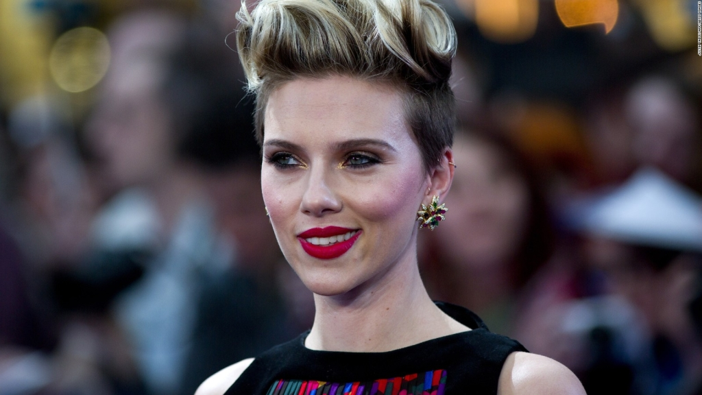 "La comunidad ""trans"" vs. Scarlett Johansson"