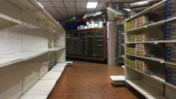 Inflación en Venezuela es hambre, dice Moisés Naim
