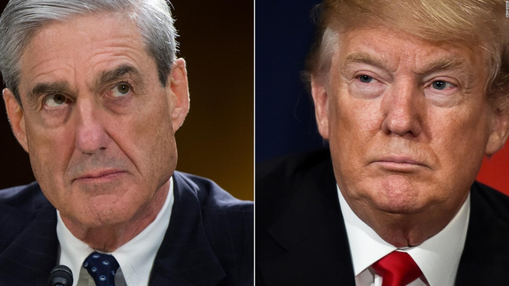 Trump insiste en desacreditar al fiscal Mueller