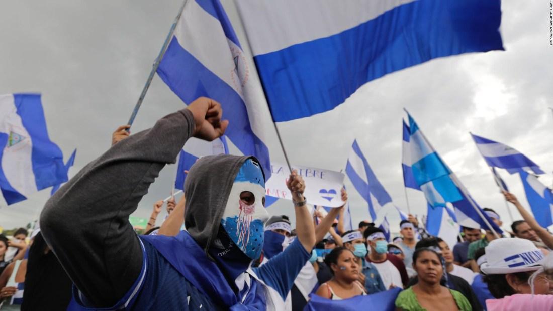 Mueren 4 policías en Nicaragua