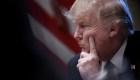 Trump a su base: escepticismo con los medios