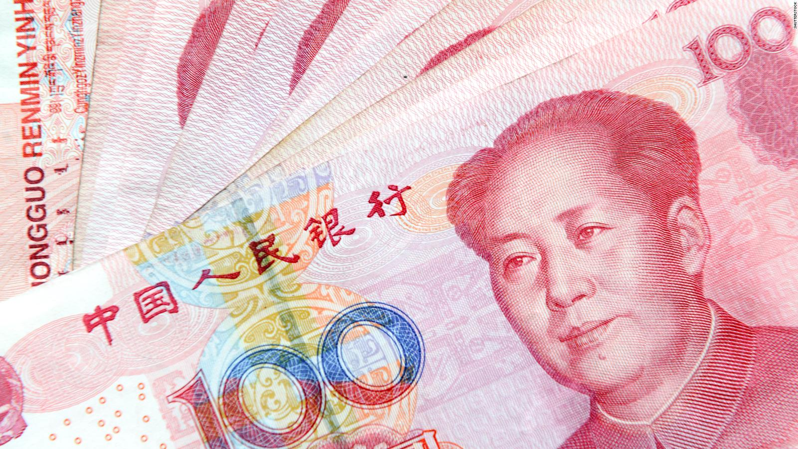 La disputa comercial entre EE.UU. y China y la caída del yuan