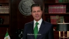 Peña Nieto: México ha decidido en democracia