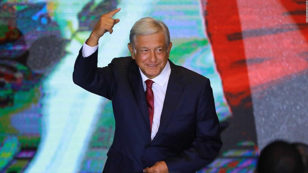 Confirman el triunfo de AMLO en México