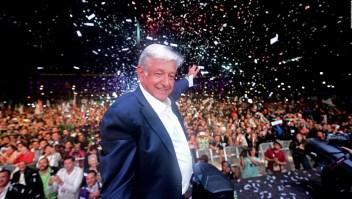 #MinutoCNN: Andrés Manuel López Obrador es el virtual ganador de la presidencia en México
