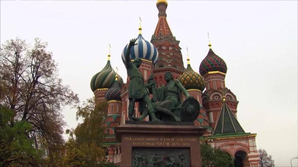 Conoce los impresionantes museos de Rusia