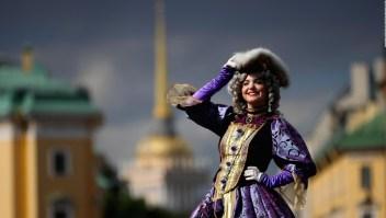 ¿Por qué San Petersburgo es conocida como la Venecia del norte?