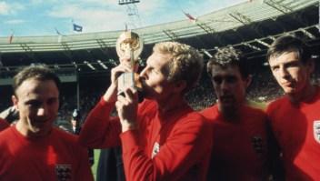 Esta es la historia de Inglaterra en la Copa del Mundo