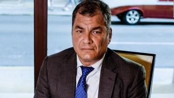 Ecuador: Ordenan prisión preventiva contra Rafael Correa