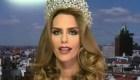Miss Universo España: A mí una vagina no me convirtió en mujer