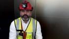 Minero chileno rescatado manda fuerza a niños de Tailandia