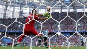 Francia vence a Uruguay