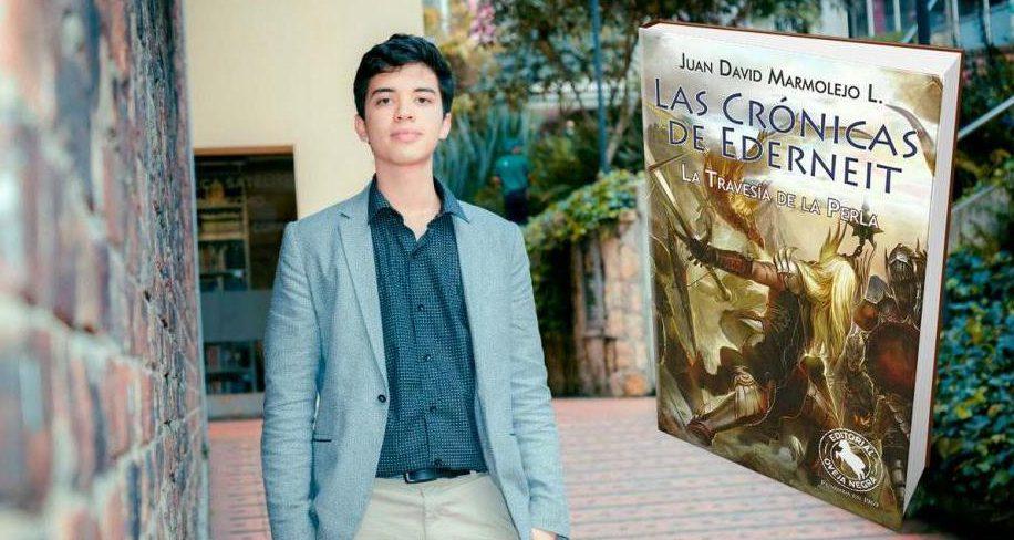 #ElDatoDeHoy: joven colombiano logra un hito con su libro