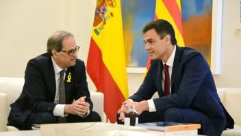 Madrid y Cataluña intentan arreglar sus relaciones