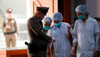 Tailandia: Autoridades agradecen ayuda de rescatistas