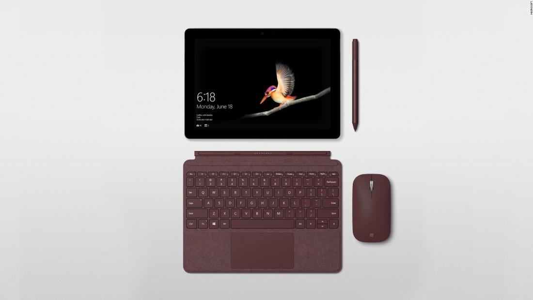 Microsoft lanza la Surface Go