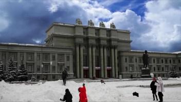 Samara, el centro financiero de Rusia