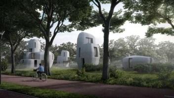 Primeras casas del mundo impresas en 3D
