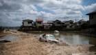 Asia y la costa atlántica afectadas por el clima