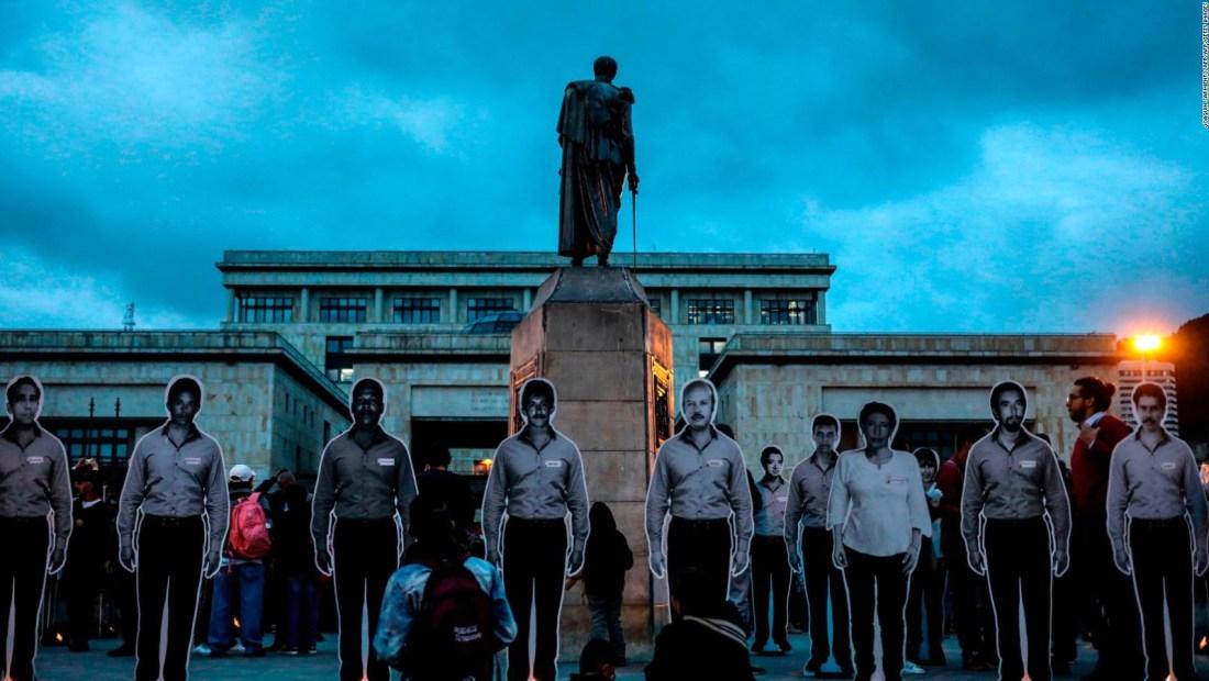 Indepaz: Van 123 líderes sociales asesinados en Colombia