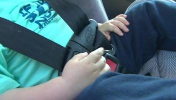 Alerta por muertes de menores olvidados en autos en EE.UU.