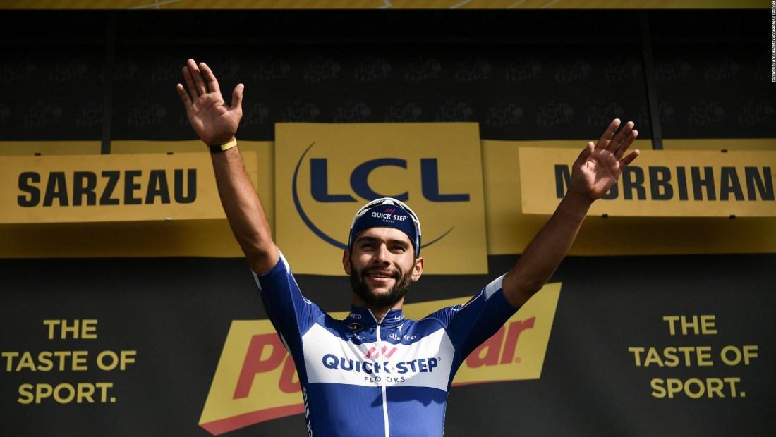 Fernando Gaviria, el misil colombiano que triunfa en el Tour de Francia