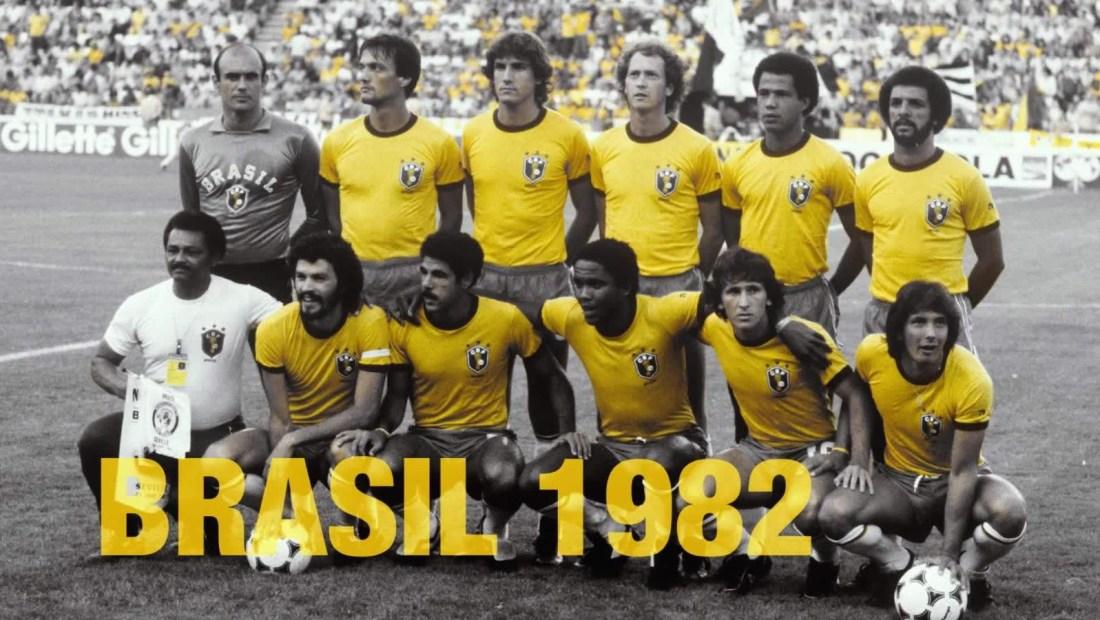 La dolorosa caída de Brasil en España 1982