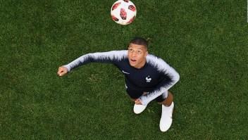 Kylian Mbappé, el goleador más joven de Francia