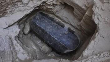 #ElDatoDeHoy: El misterio del hallazgo de un sarcófago egipcio