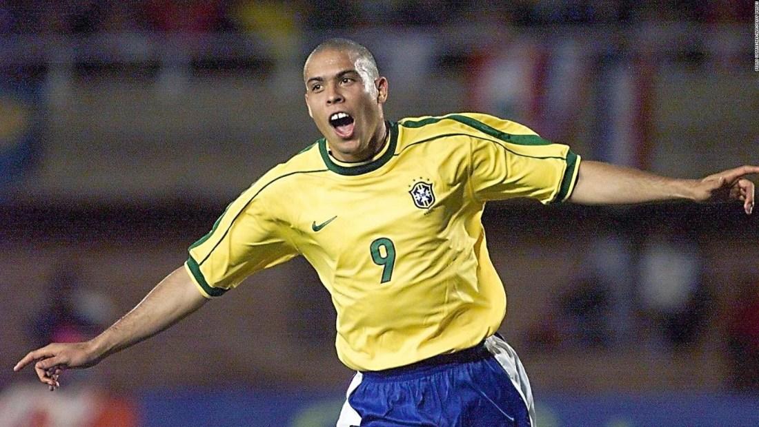 Ronaldo, historia de un goleador