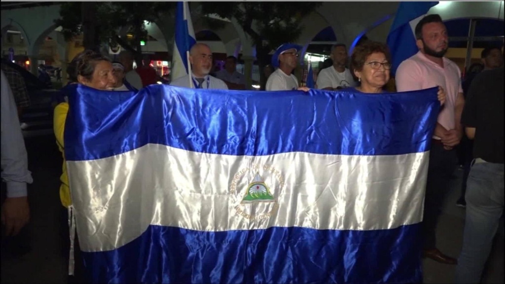 """Nicaragüenses en el exterior: """"Me duele mi patria, pero no están solos"""""""