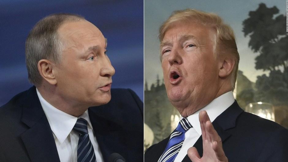 Siria y Medio Oriente, entre los posibles temas para la cumbre Trump-Putin