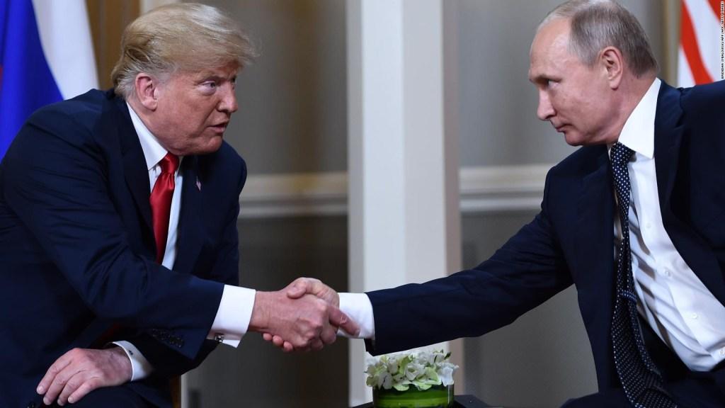 Donald Trump espera tener una buena relación Rusia