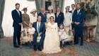 Las fotografías del bautizo del príncipe Luis de Cambridge