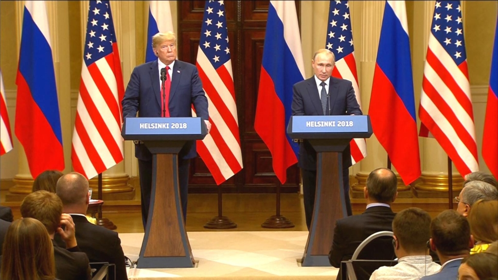 #MinutoCNN: Trump y Putin se encuentran en Helsinki