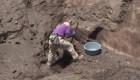 Sobreviviente del Volcán de Fuego en Guatemala desentierra a 42 familiares