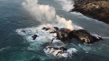 Hay una nueva isla en Hawai