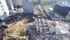 Derrumbe mortal en la India
