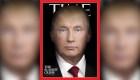 Combinan el rostro de Trump y Putin para la portada Time