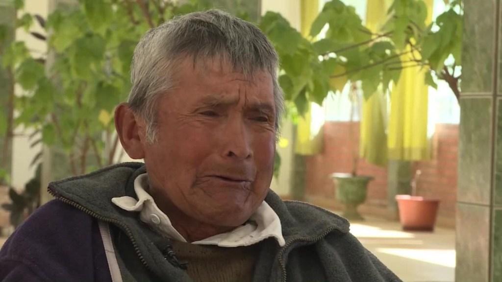 El maltrato y abandono que sufren los ancianos en Bolivia