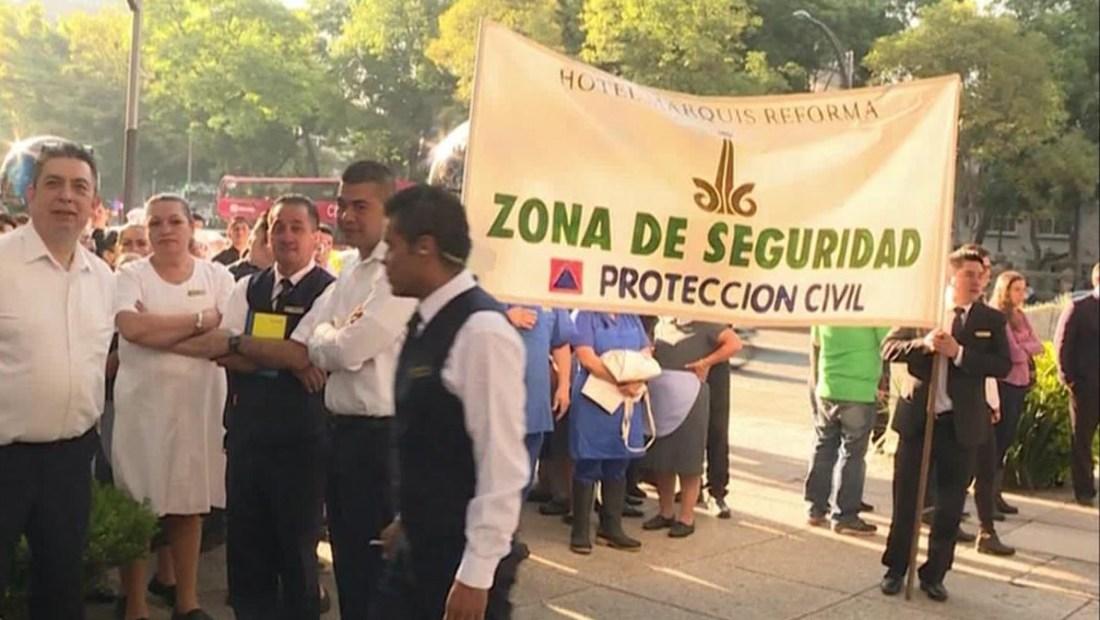 Temblor en México evidencia fallas en alerta sísmica
