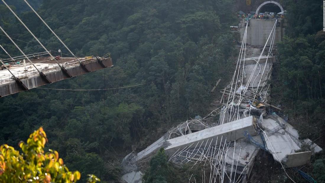 ¿Está en mal estado la infraestructura vial en Colombia?