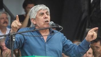 ¿Se postulará el sindicalista Hugo Moyano a la presidencia de Argentina?
