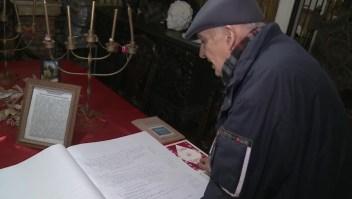 Durante casi 100 años se escribirá un poema en Argentina