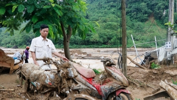 Clima mortal en Asia