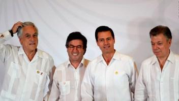 La Alianza del Pacífico hace guiños a Mercosur