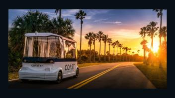 Coast-Autonomous propone un vehículo que se maneja solo